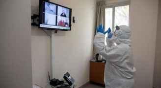 ثاني إصابة بفيروس كورونا المستجد في تل آبيب