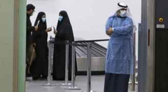 الرياض: نتابع الوضع الصحي لمواطن سعودي مصاب بالكورونا في الكويت
