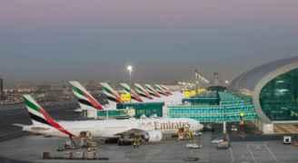 مطار دبي: تعليق الرحلات مع البحرين وإيران حتى إشعار آخر