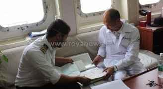 الهيئة البحرية: نواصل عملنا للتأكد من سلامة طواقم السفن الأجنبية القادمة للأردن