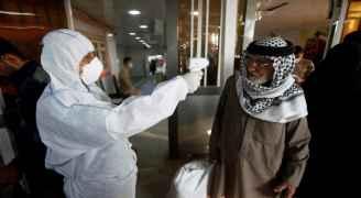 الأردن يعيد 7 عراقيين من حدود الكرامة لارتفاع حرارتهم