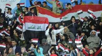 اقامة المباريات في العراق من دون جمهور بسبب فيروس كورونا