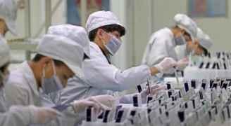 """فيروس كورونا يتسبب بتراجع """"تاريخي"""" للتصنيع في الصين"""