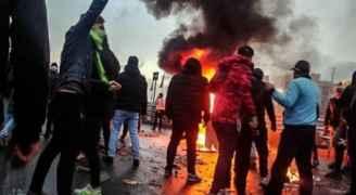 كورونا يثير أعمال شغب في إيران - فيديو