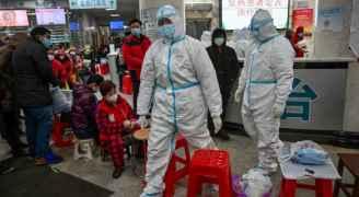 الصين تسجل 47 حالة وفاة جديدة بفيروس كورونا المستجد