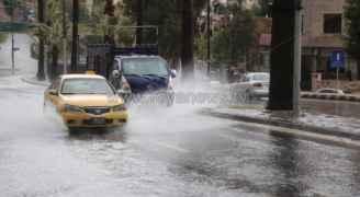 """""""المياه"""" تحذر الأردنيين من خطر السيول والامطار الرعدية خلال المنخفض القادم"""