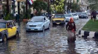تعطيل العمل والدراسة في مصر الخميس بسبب الحالة الجوية