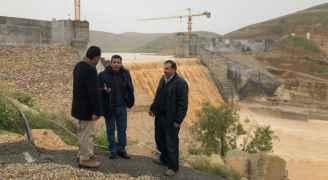 تخزين السدود في الأردن يرتفع الى 190 مليون م 3 بنسبة 57 %