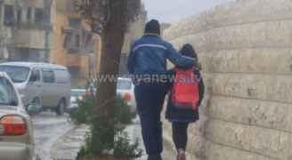 تعليق دوام المدارس في العقبة السبت