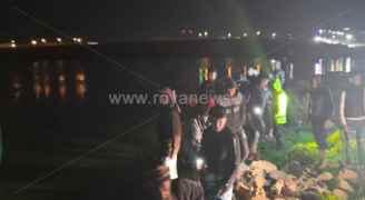 البحث عن طفل فقد في منطقة وادي الظليل مساء الجمعة - فيديو وصور