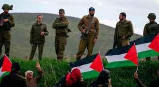 تظاهرات في الضفة وقطاع غزة ضد خطة الضم