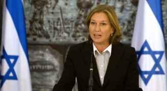 """وزيرة خارجية الاحتلال السابقة: خطة الضم """"خطأ تاريخي"""""""