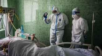 أكثر من 6500 إصابة جديدة بكورونا في روسيا
