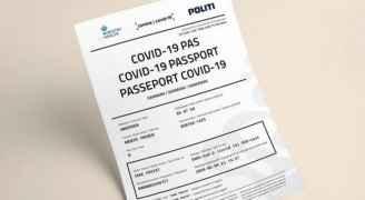 الدنمارك تصدر جواز سفر خاص بكورونا