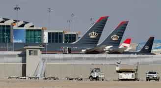 السفارة الأمريكية بعمان: الأردن يمدد تعليق الرحلات الجوية حتى 24 تموز