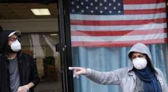 60 ألف إصابة جديدة بكورونا في أمريكا خلال 24 ساعة