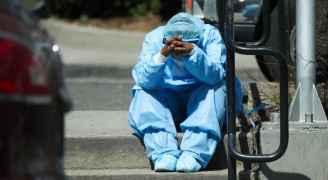 الولايات المتحدة تسجل أكثر من 61 ألف إصابة بكورونا في 24 ساعة