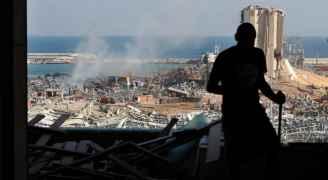 """انفجار بيروت يعصف بأبنية أثرية شاهدة على تاريخ لبنان """"صور"""""""