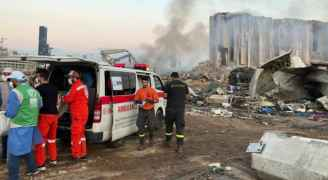 الصحة اللبنانية تعلن ارتفاع حصيلة ضحايا انفجار مرفأ بيروت