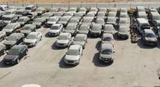 نقيب مكاتب تأجير السيارات يقدر خسائر القطاع بمئة مليون دينار