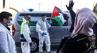 ارتفاع إصابات كورونا بصفوف الجالية الفلسطينية حول العالم إلى 6100