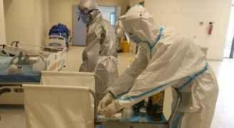 ٦ وفيات و٥٦٩ إصابة جديدة بفيروس كورونا في فلسطين