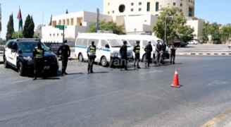 """الحكومة تذكر الأردنيين: حظر التجول الشامل يبدأ الساعة """"١"""" هذه الليلة"""