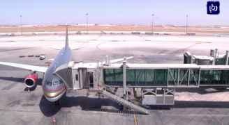الأردن يحدث قائمة الدول التي يستقبل منها الطيران المنتظم..تفاصيل