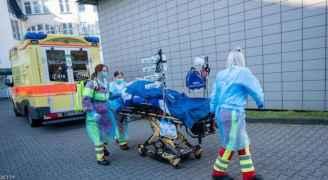 أكثر من ١٠ آلاف وفاة في ألمانيا منذ بداية جائحة كورونا