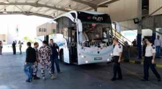 فتح بعض المعابر الحدودية البرية للأردن أمام حركة المسافرين الخميس