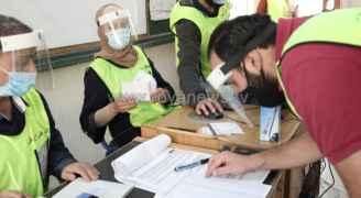تعرفوا على نسب الاقتراع النهائية في الدوائر الانتخابية في الأردن
