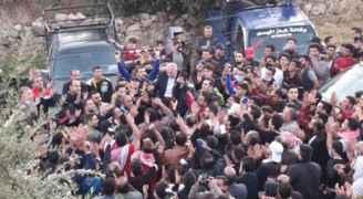 الملتزمون بالحظر الشامل في الأردن غاضبون من احتفالات المرشحين وانعدام مسؤوليتهم