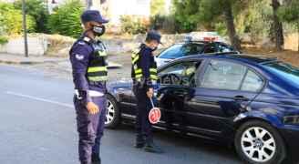 الأمن: التعميم على ٤٣١ مركبة وضبط ٣٥ شخصا لمخالفة أوامر الدفاع
