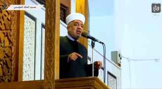 وزير الأوقاف معلقا على إطلاق الرصاص: لا يحل لمسلم أن يروع مسلما .. فيديو