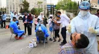تسجيل وفيات وإصابات جديدة بفيروس كورونا في الأردن