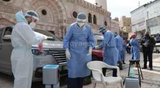 أرقام جديدة للإصابات والوفيات بكورونا في الأردن الاثنين