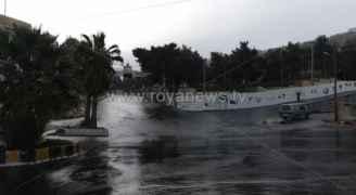 جامعة الطفيلة التقنية تعلق دوامها بسبب الأحوال الجوية