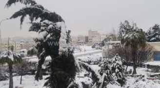 الأمن يوضح حالة الطرق في الأردن حتى الساعة ٩ صباحا