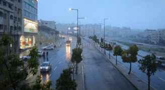 طقس العرب يتحدث لرؤيا عن تطورات الحالة الجوية بعد انحسار المنخفض القطبي.. فيديو