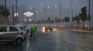 الأرصاد الجوية: أمطار غزيرة وبرد في الطريق إلى السلط وعمان الجمعة