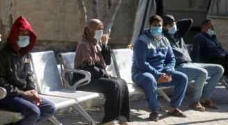 وفاتان و١٤٦ اصابة جديدة بكورونا في غزة
