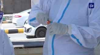 تسجيل ٣٨ وفاة و٣٤٨١ إصابة بكورونا في الأردن السبت