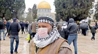 ٥ وفيات و٢٦١ إصابة جديدة بكورونا في القدس