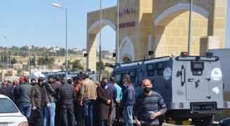 توقيف الخشمان وثلاثة من مساعديه ومسؤول التزويد اسبوعا في أحد مراكز الاصلاح
