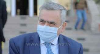 نائب عام عمان يستمع لإفادة وزير الصحة المقال نذير عبيدات بقضية مستشفى السلط الجديد