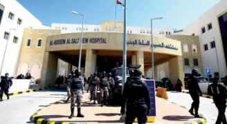 """توقيف رئيس مجموعة الغازات الطبية بوزارة الصحة في قضية """"مستشفى السلط"""""""