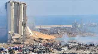 """ألمانيا تقترح خطة لإعادة بناء مرفأ بيروت لكن """"بشروط"""""""