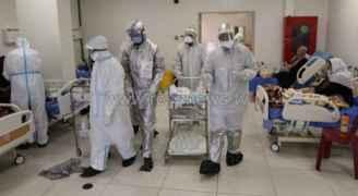 """""""الصحة الفلسطينية"""" تعلن أعداد الوفيات والإصابات الجديدة بكورونا"""