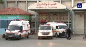 ارتفاع حاد في أعداد الوفيات والإصابات بكورونا في غزة - فيديو
