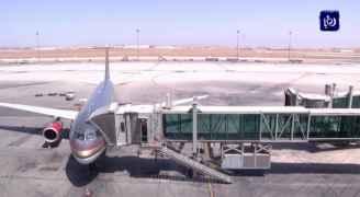 """""""الملكية الأردنية"""" تعلن عودة الرحلات بين عمان ولندن"""